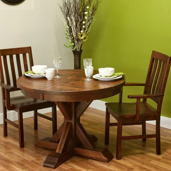 Alberta dining chair amish tables chairs