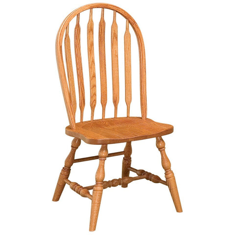 Bent Paddle Dining Chair - Amish Tables  - 1