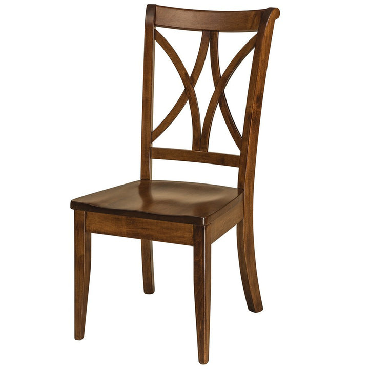 Callahan Dining Chair - Amish Tables  - 1