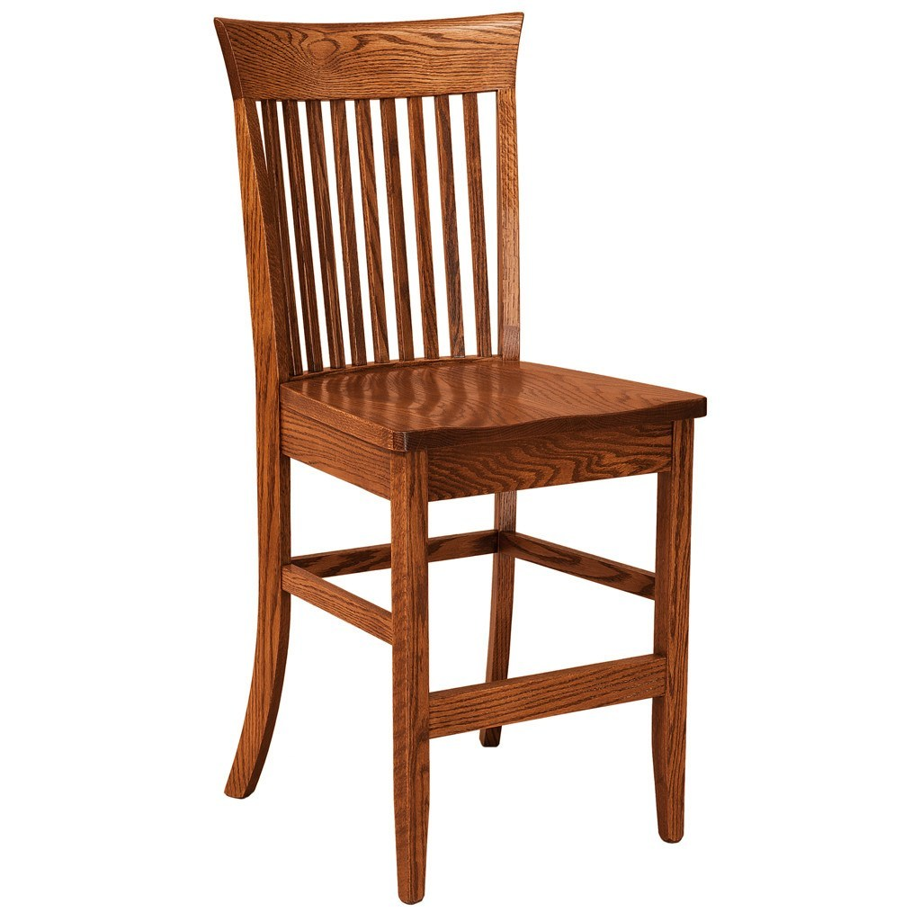 Carlisle Dining Chair Amish Hardwood Chairs Amish Tables
