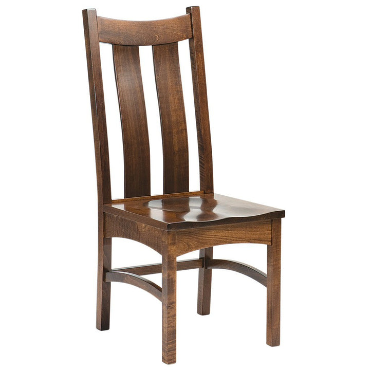 Country Shaker Dining Chair - Amish Tables  - 1