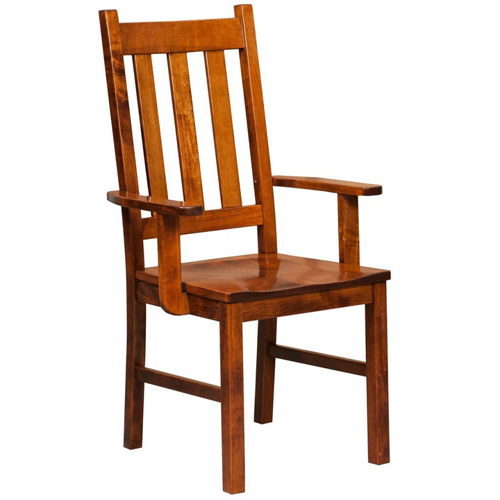 Mission Solid Wood Dining Chairs