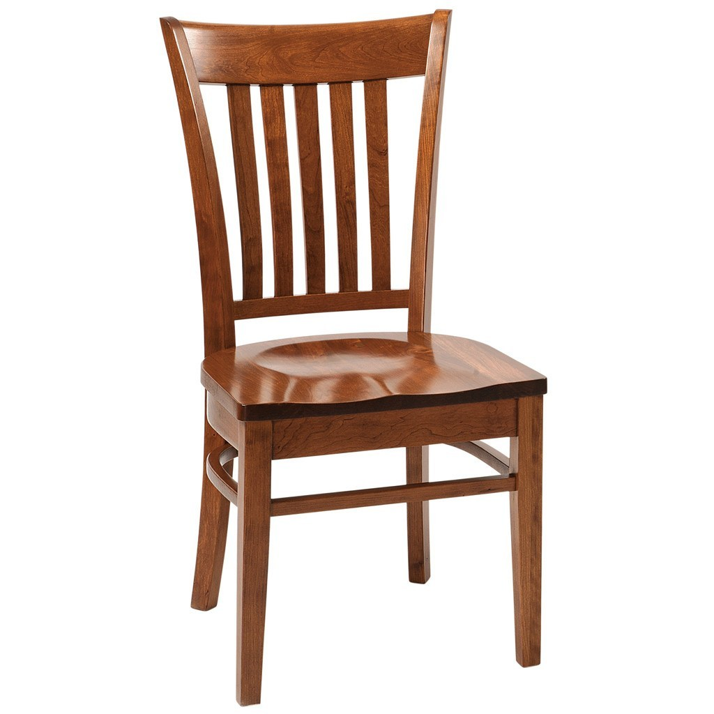 Harper Dining Chair Amish Solid Wood Chairs Amish Tables