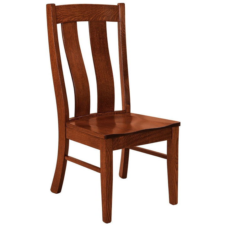 Laurie Dining Chair - Amish Tables  - 1