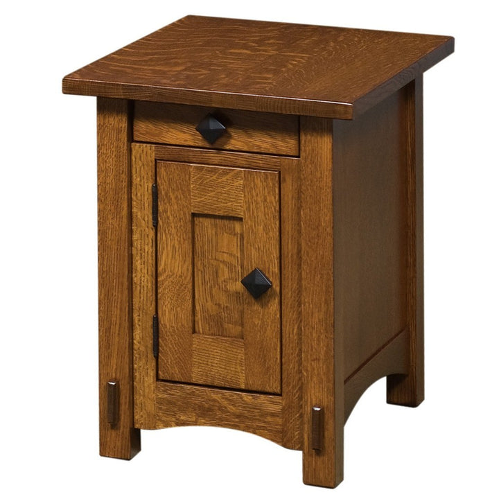 Springhill Cabinet End Table