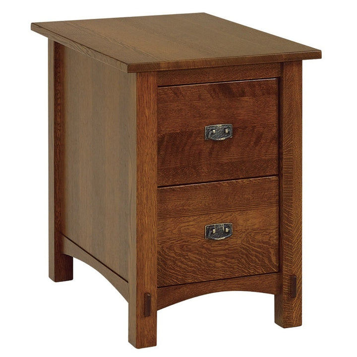 Springhill Filing Cabinet - Amish Tables  - 1