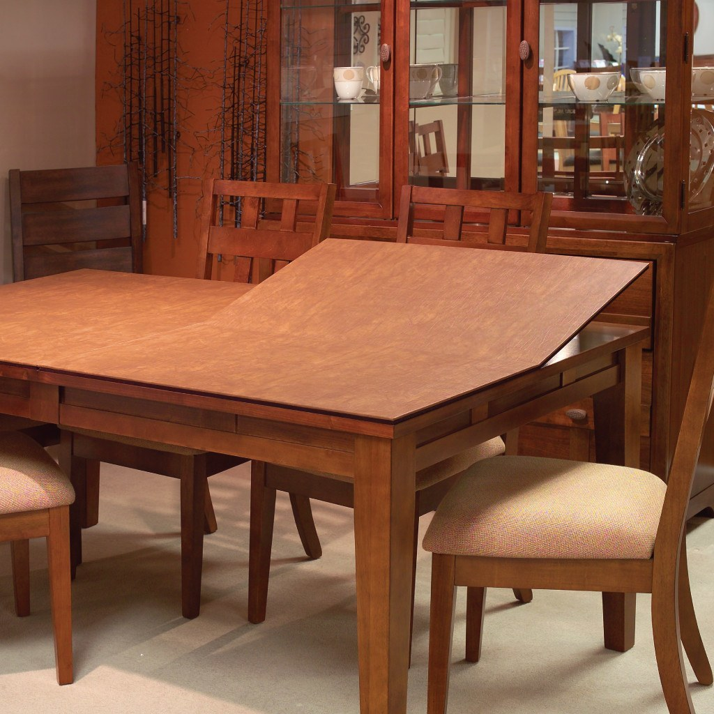 Elite Table Pad Rectangular Amish Tables With Pad For Dining Room Table.