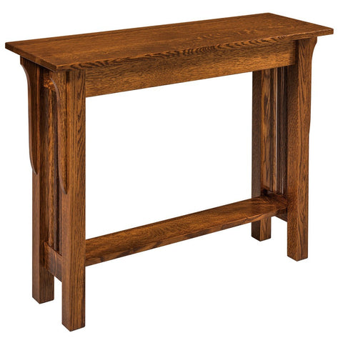 Landmark Hall Table - Amish Tables  - 1