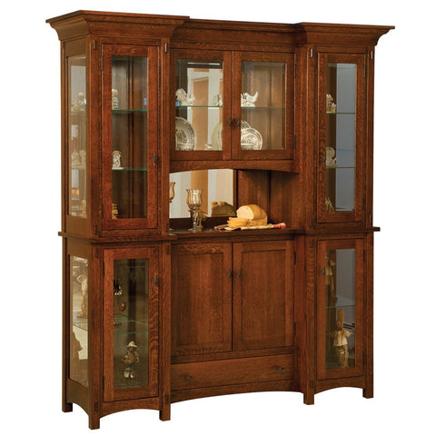 Alvada Hutch - Amish Tables  - 1