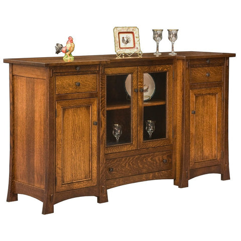 Aspen Sideboard - Amish Tables  - 1