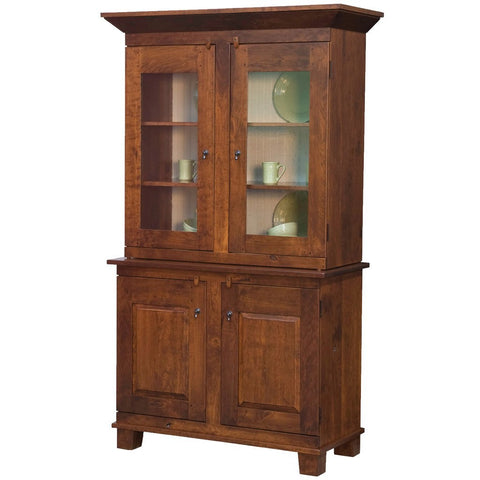 Frazier Hutch - Amish Tables  - 1