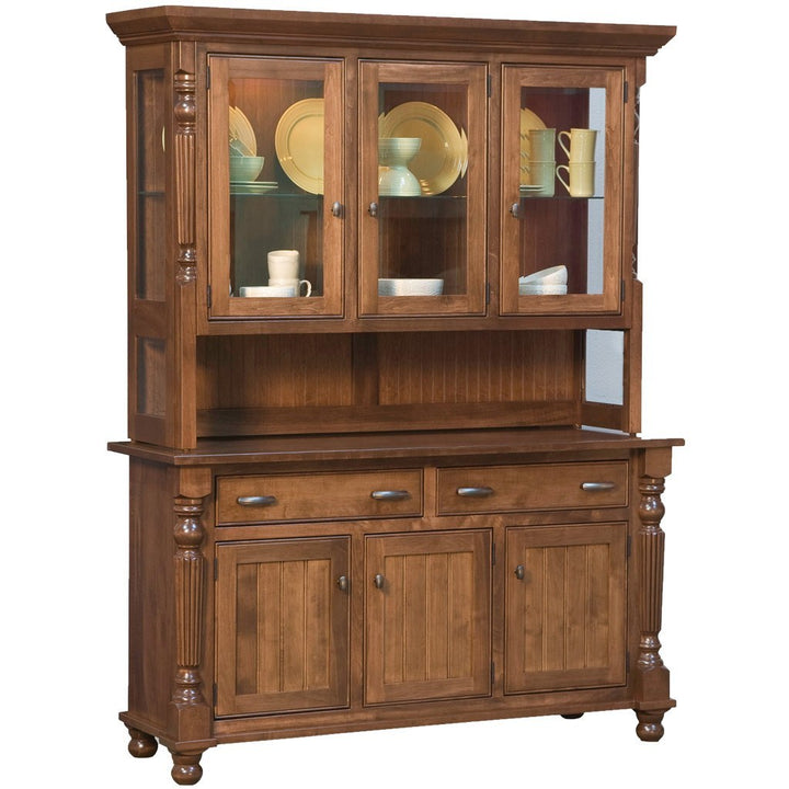 Lincoln Hutch - Amish Tables  - 1