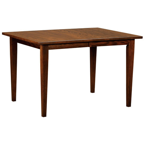 Dover Leg Extension Table - Amish Tables  - 1