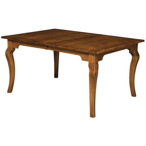 Granby Leg Extension Table - Amish Tables  - 1