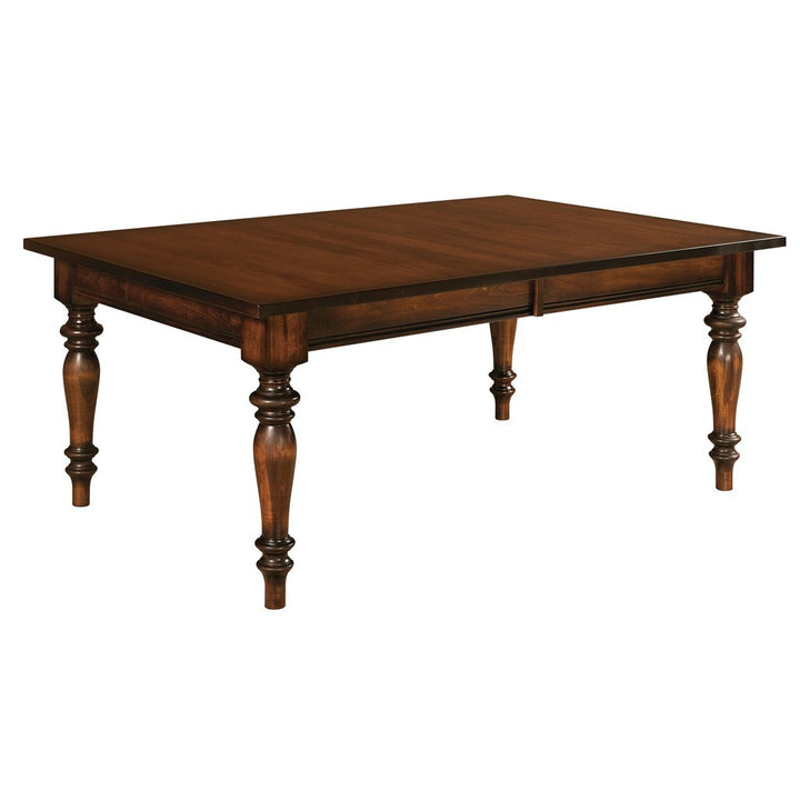 Harvest Leg Extension Table - Amish Tables  - 2