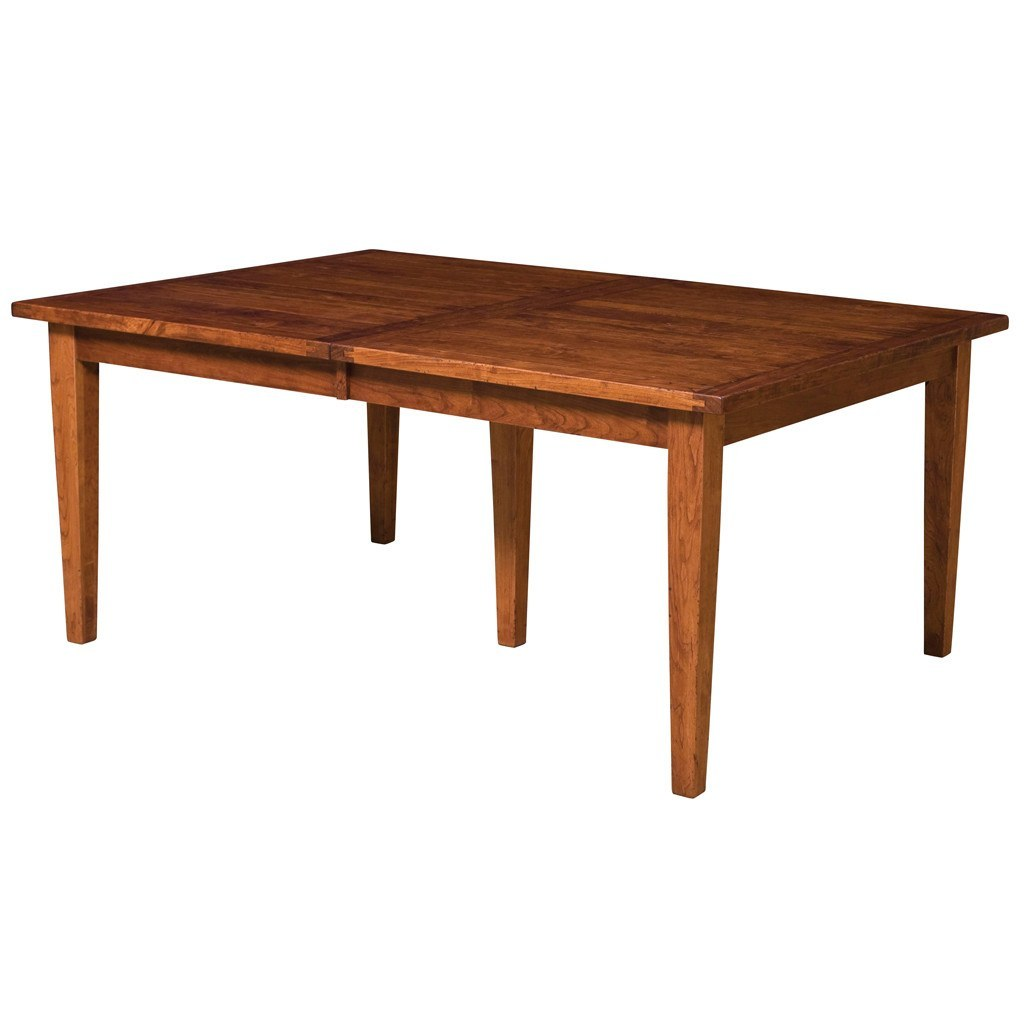 Jacoby Leg Extension Table   Amish Tables   1 ...