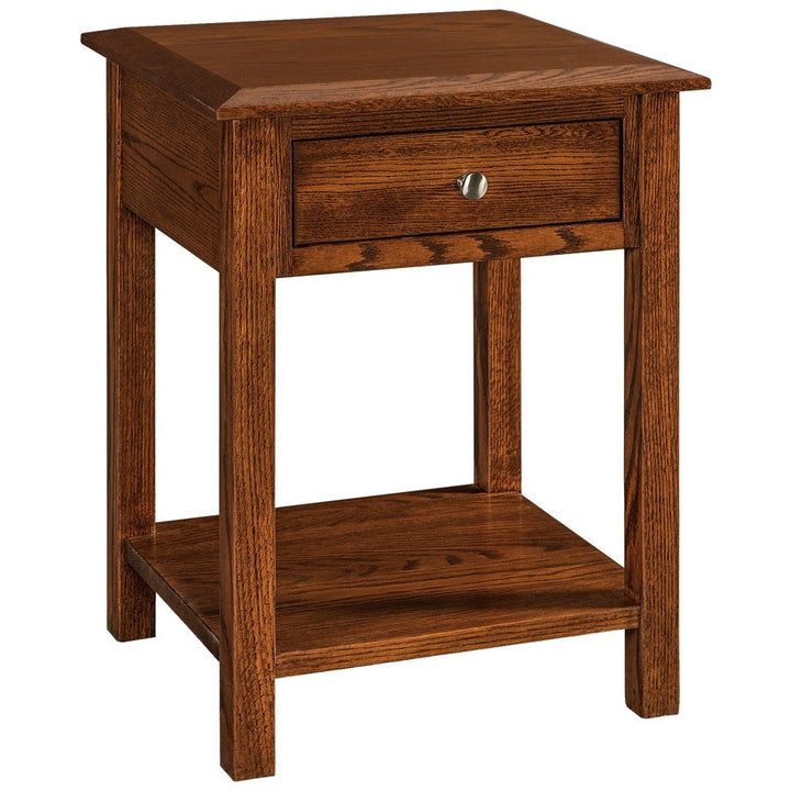 Finland Nightstand - Amish Tables  - 1