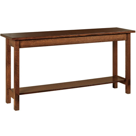Springhill Return Table - Amish Tables  - 1