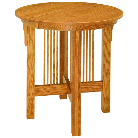 Craftsman Pub Table - Amish Tables  - 1