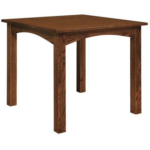 Madison Pub Table - Amish Tables  - 1