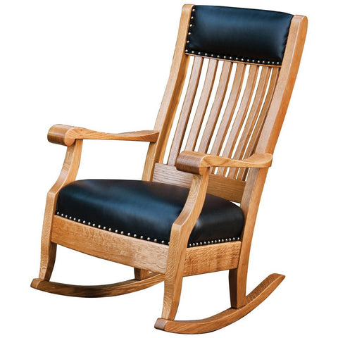 Grandma's Rocking Chair - Amish Tables  - 1