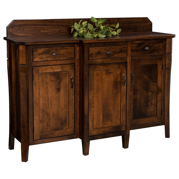 Candice Sideboard - Amish Tables  - 1