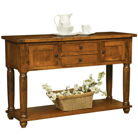 Carson Sideboard - Amish Tables  - 1