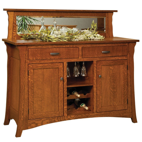 Francis Sideboard - Amish Tables  - 1
