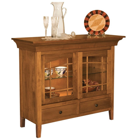 Jefferson Sideboard - Amish Tables  - 1