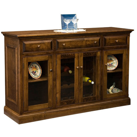 Julie Sideboard - Amish Tables  - 2