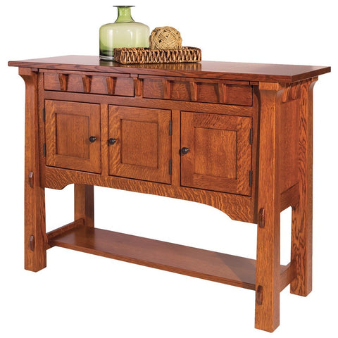 Manitoba Sideboard - Amish Tables  - 1