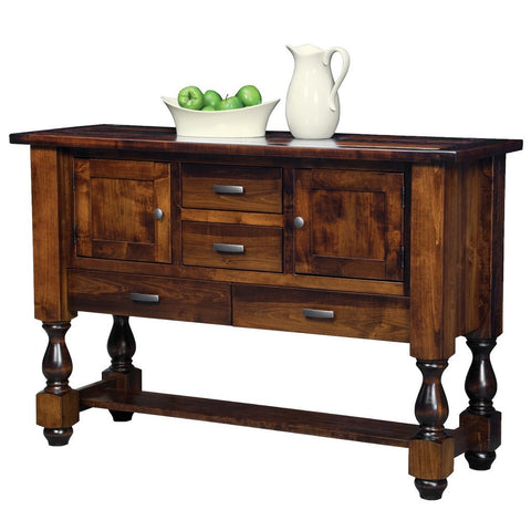 Woodmont Sideboard - Amish Tables  - 1