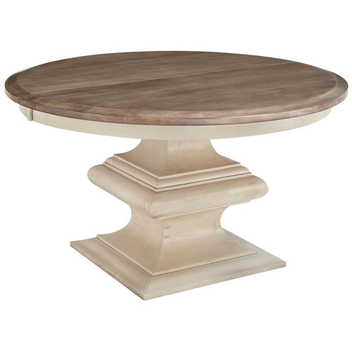 Single Pedestal - Normandy Single Pedestal Extension Table