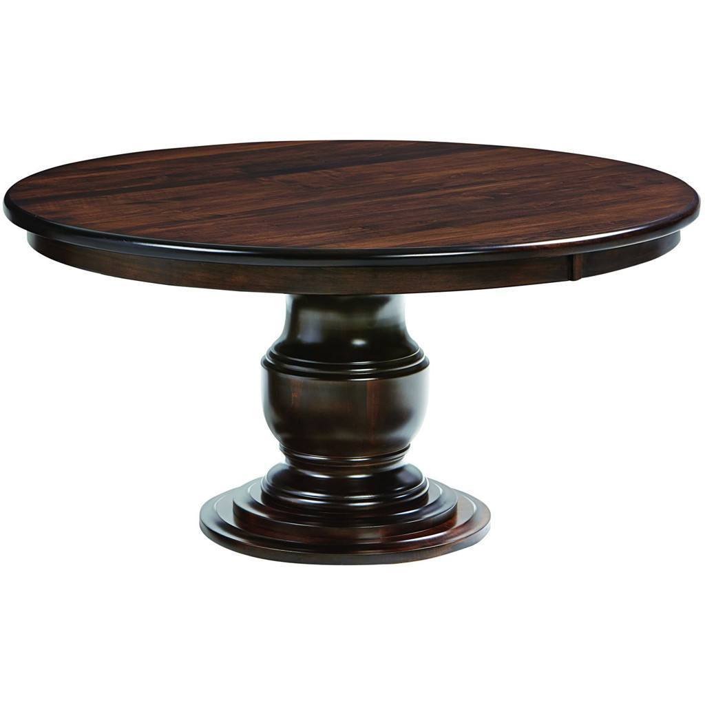 table  single pedestal ziglar single pedestal extension table : extension table f