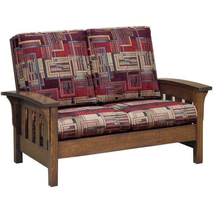 Bow Arm Sofa - Amish Tables  - 1