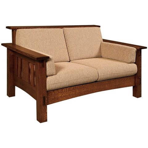 McCoy Sofa - Amish Tables  - 1