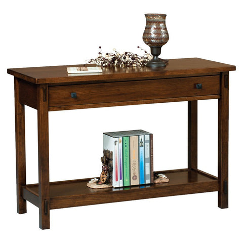 Centennial Sofa Table - Amish Tables  - 1