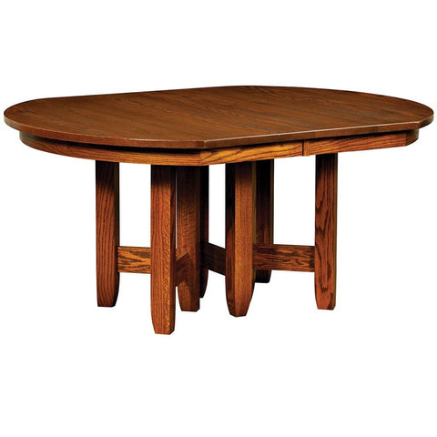 Split Pedestal - Westbrook Banquet Pedestal Extension Table