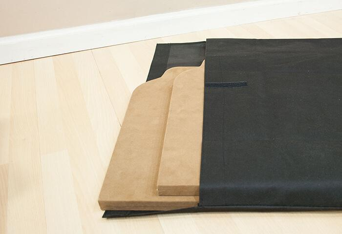 Table Pad Storage Bags In A Variety Of Sizes From