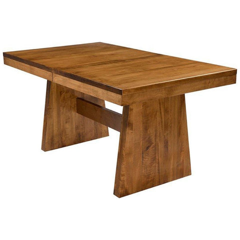 Bayport Trestle Extension Table - Amish Tables  - 3