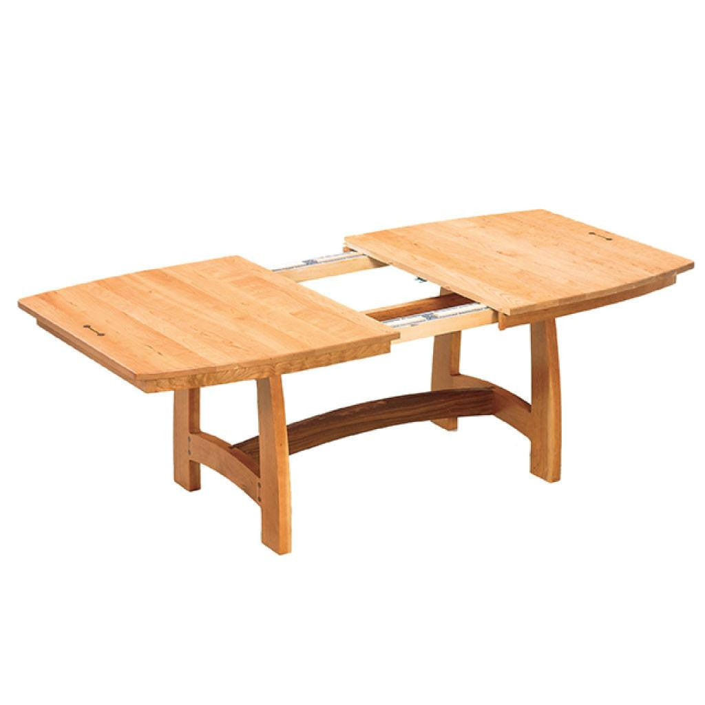 Trestle Table Amish Dining Room: Cameron Trestle Extension Table