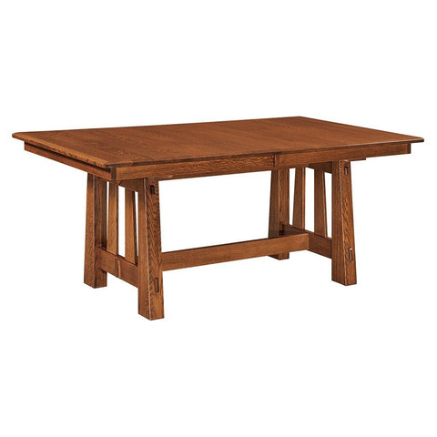 Trestle Table - Fremont Trestle Extension Table