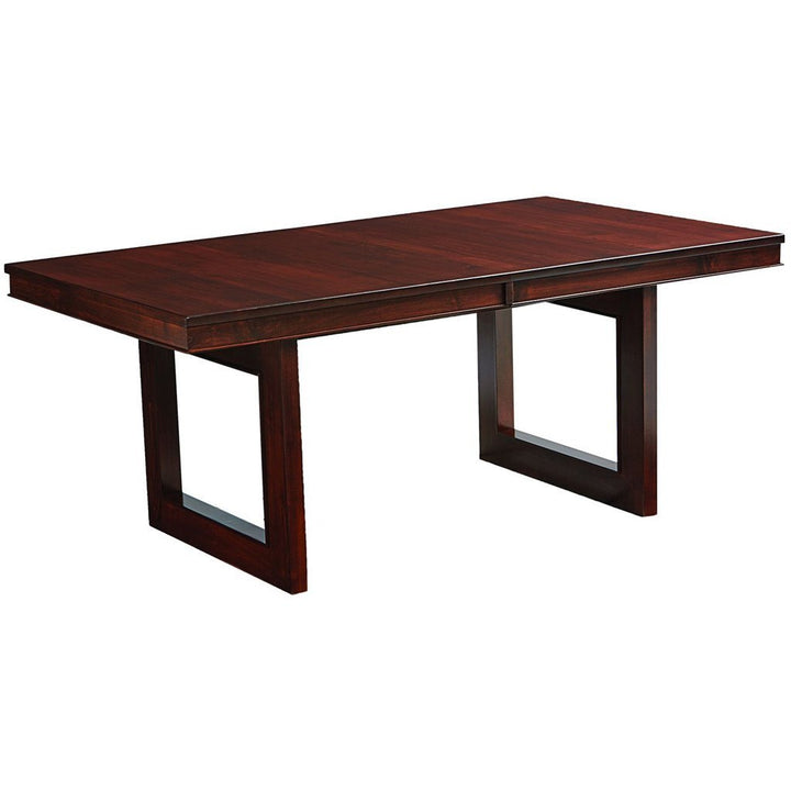 Kalispel Trestle Extension Table - Amish Tables  - 1