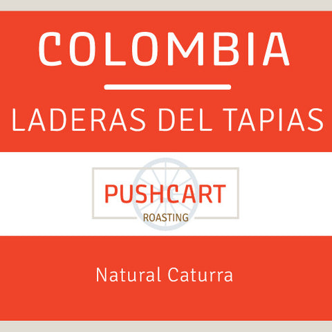 Colombia - Laderas Del Tapias - Natural Caturra