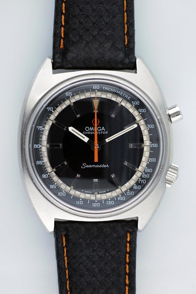 1969 Gent's Omega Chronostop Seamaster Watch