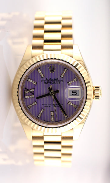 Rolex Lady Datejust, 28 mm