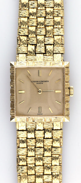 Lady's 18K Gold Vacheron Constantin Watch