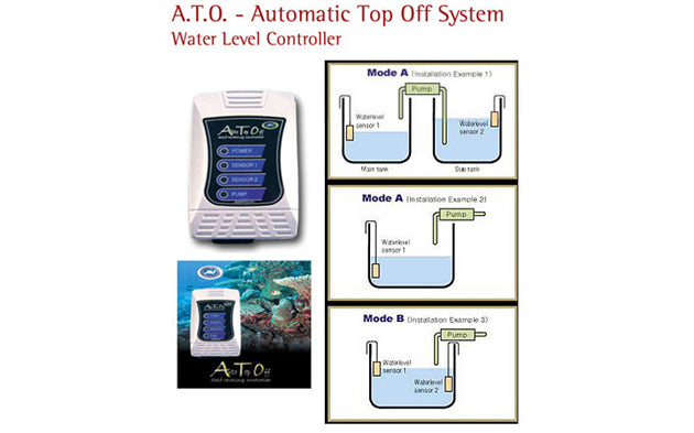 Buy Auto Top Off Equipment | Saltwater Aquarium Supplies | Vivid Pet
