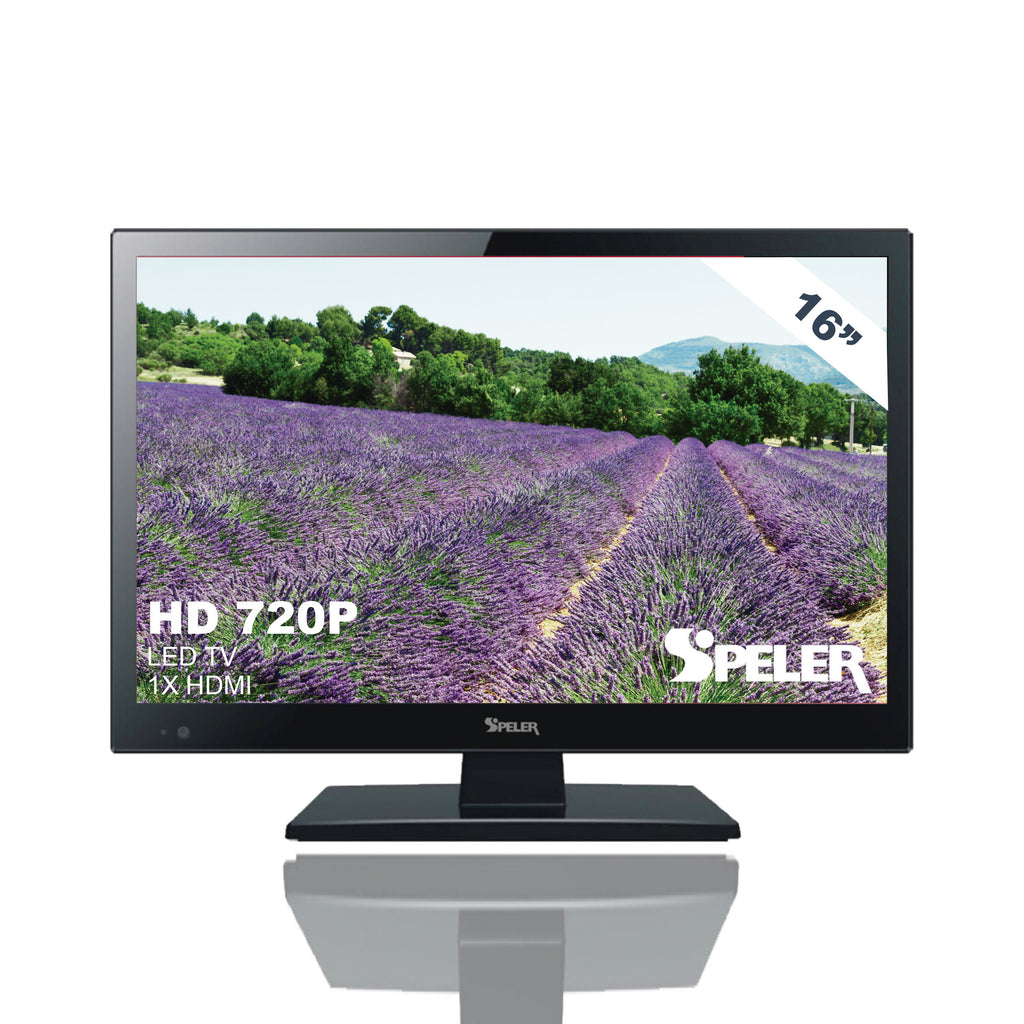 "16"" LED 720p HD TV 