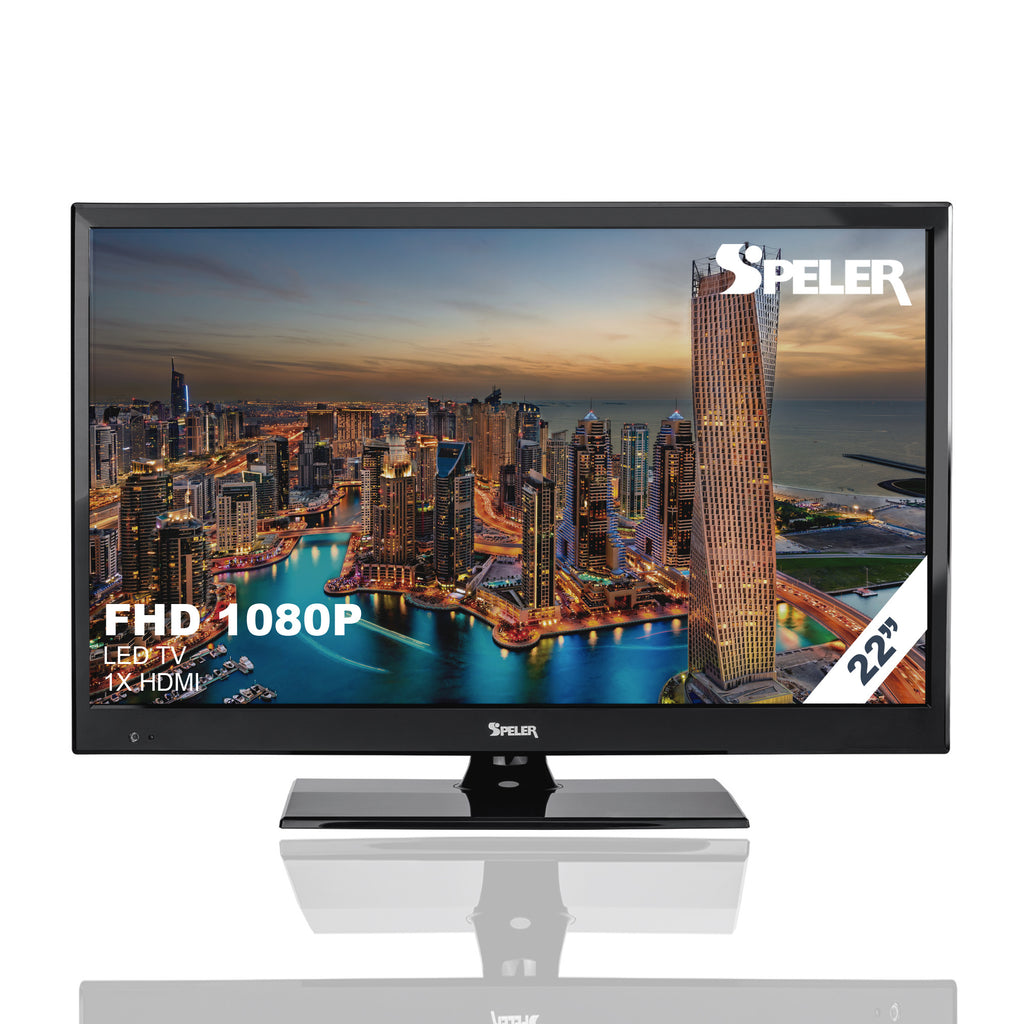 "22"" LED 1080p FHD TV 